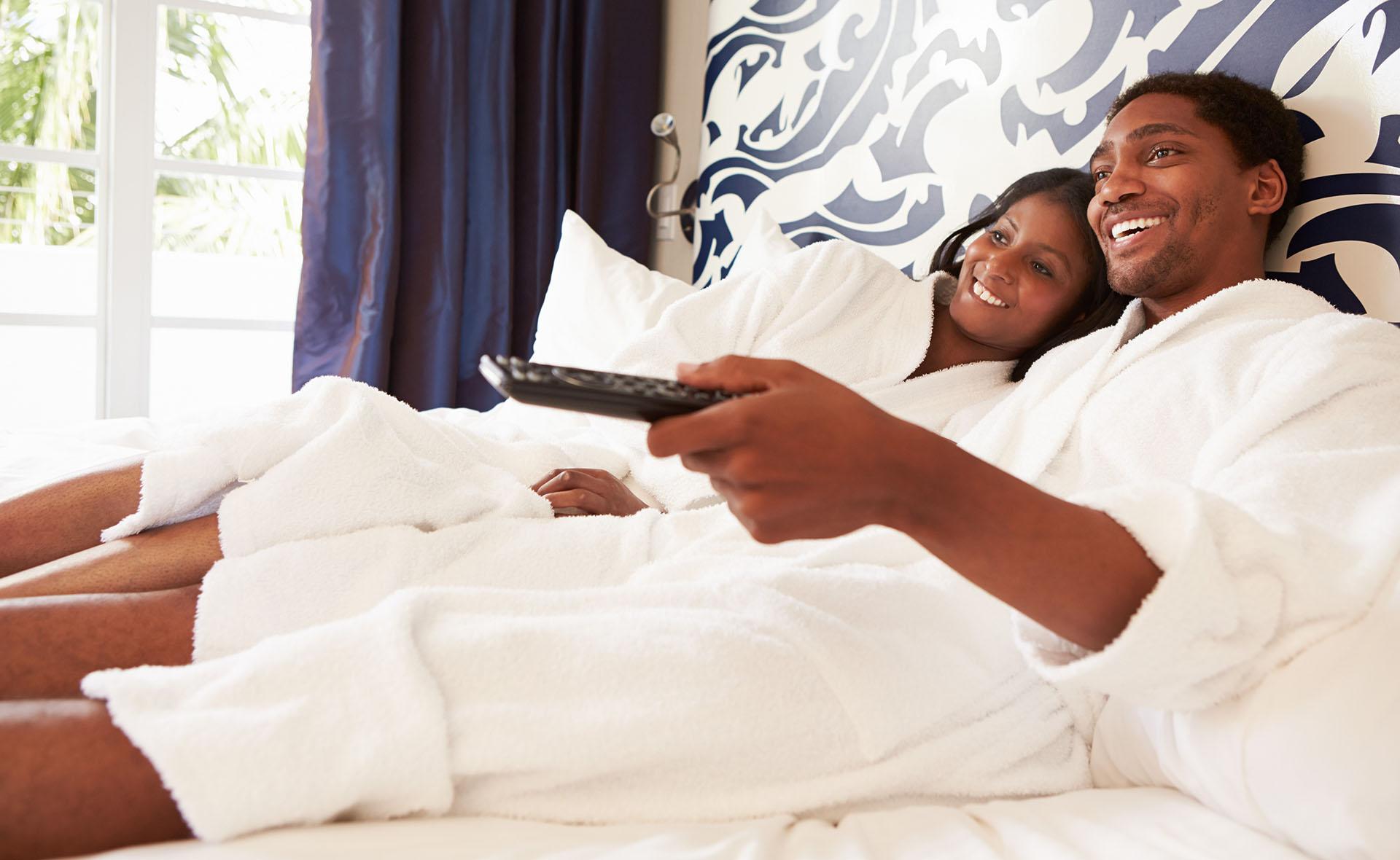 Hospitality TV Systems - Hotel IPTV   Hibox Systems